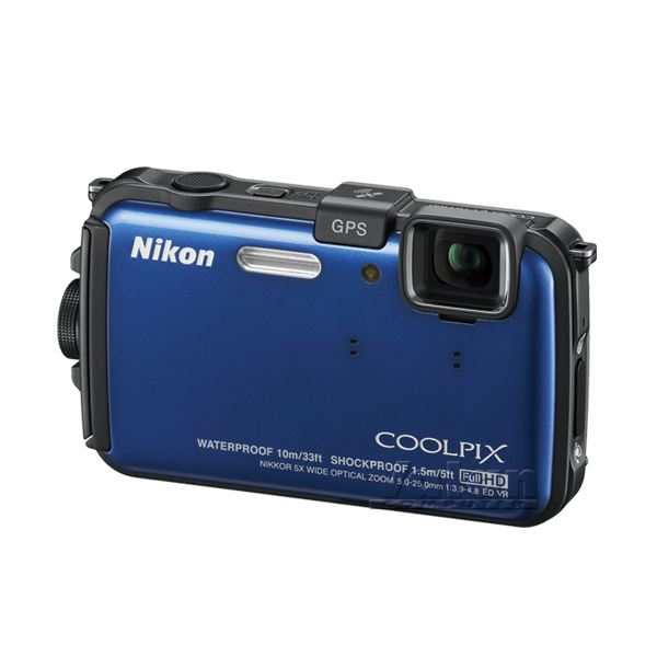 NIKON COOLPIX AW100 ( CM  ) 16 MP 3