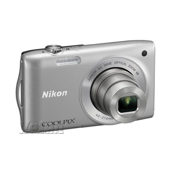NIKON COOLPİX S3300 16 MP 2,7