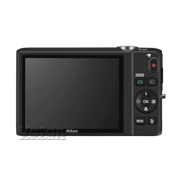 NIKON COOLPIX S6500 16 MP 3