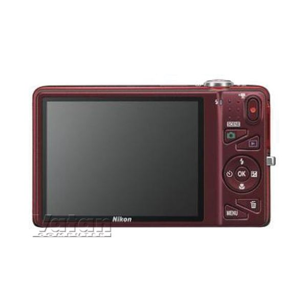 NIKON COOLPIX S5200 16 MP 3