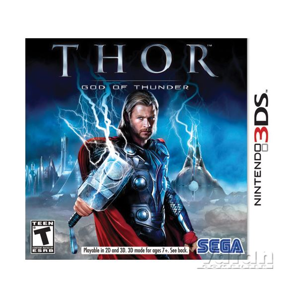 3ds Thor The Video Game