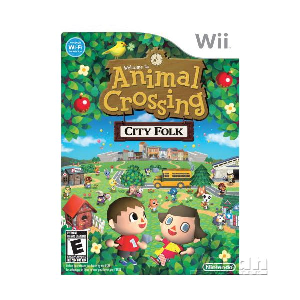 NINTENDO Wii Animal Crossing Select