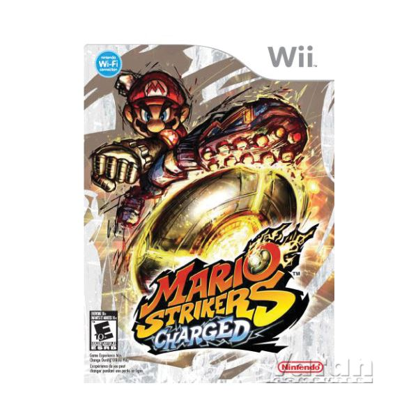 NINTENDO Wii Mario Strikers Select