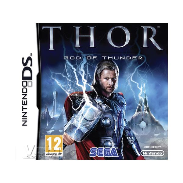 NDS Thor The Video Game