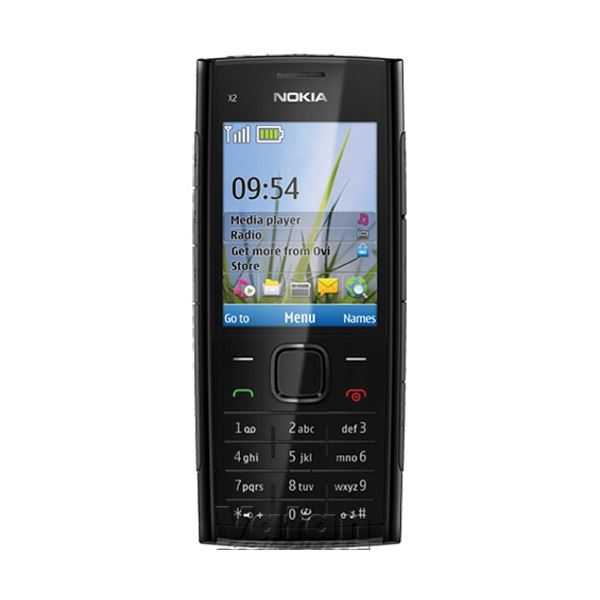 X2 CEP TELEFONU (BLACK / CHROME)