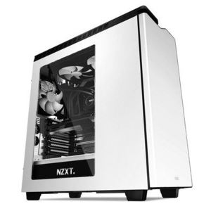 NZXT H442W-W1 H440 ELITE NEW EDITION Mid TOWER ATX BEYAZ/SİYAH KASA