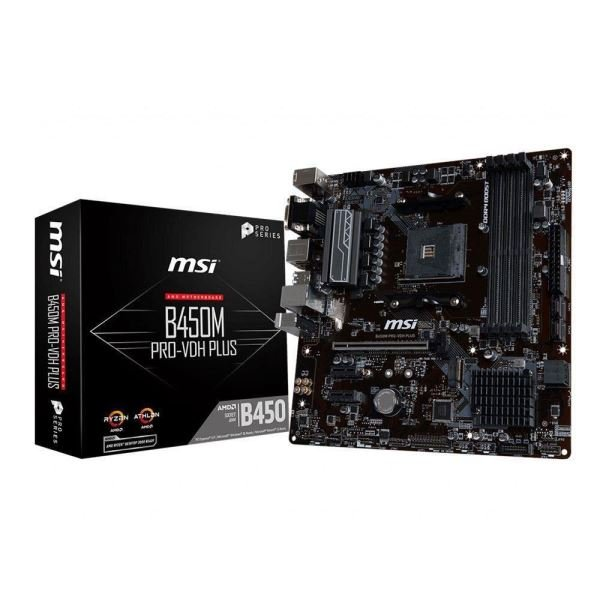AMD 2600-MSI RTX2070 GAMING 8G-MSIB450M PRO VDH PLUS-CRUCIAL 16GB-KINGSTON 480GB