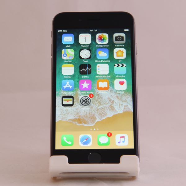 iPHONE 6 32 GB AKILLI TELEFON UZAY GRİSİ (outlet)