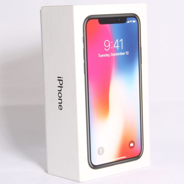 iPHONE X 64 GB AKILLI TELEFON UZAY GRİSİ (outlet)