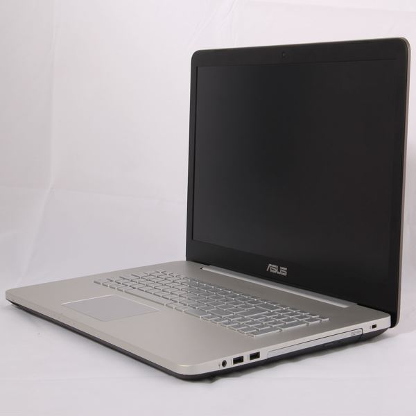 ASUS N752VX CORE İ7 6700HQ 2.6GHZ-24GB RAM-256SSD+1TB HDD-17.3