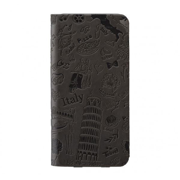 Ozaki O!coat Travel Leather Folio Case Rome iPhone 6 Kılıfı