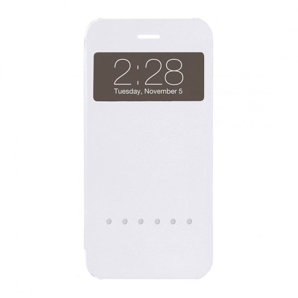 Ozaki O!coat Hel-ooo Smart folio case with instand swipe technology iPhone 6 Kıl