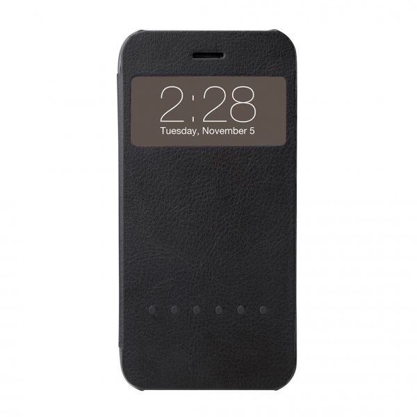 Ozaki O!coat Hel-ooo Smart folio case  iPhone 6 Plus- (Siyah)