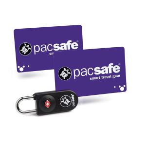 Pacsafe Prosafe 750 TSA Accepted Key-Card Lock Çanta Kilidi 10242100