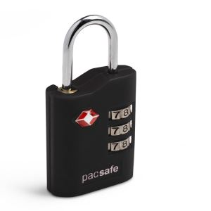 Pacsafe Prosafe 700 TSA Accepted Combination Padlock Çanta Kilidi 10230100