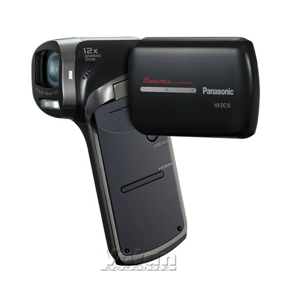 PANASONIC HX-DC10EG-K VIDEO KAMERA