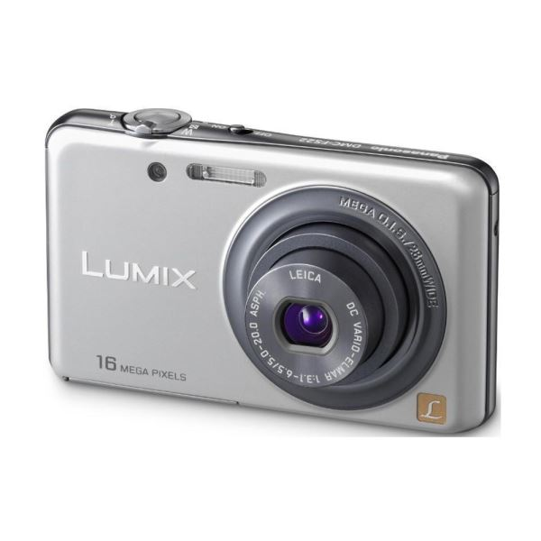 PANASONIC DMC-FS22 16.1 MP 3