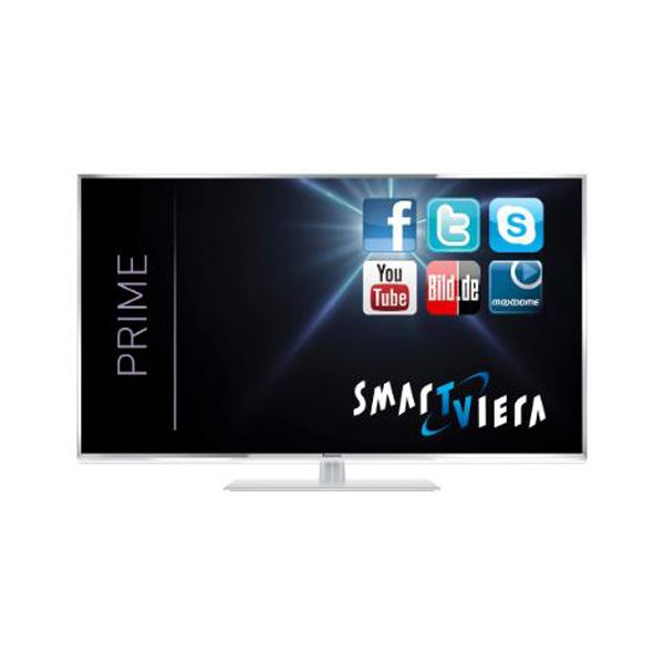 PANASONIC TX-L50ETW60 50' 127 CM FULL HD 3D LED TV 600 HZ