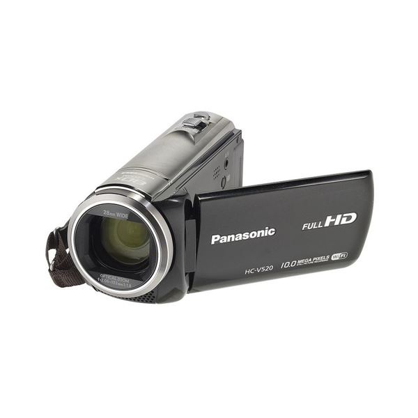 PANASONIC HC_V520 VİDEO KAMERA