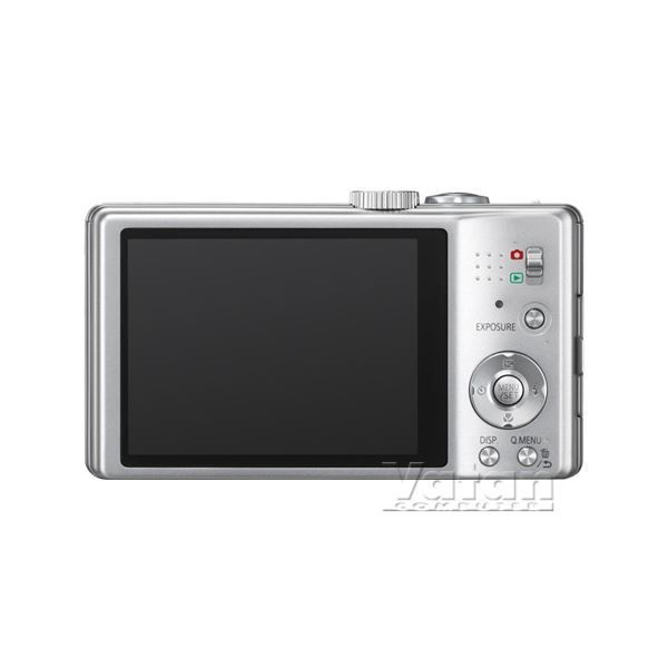 PANASONIC TZ-25 SILVER 12.1 MP 3