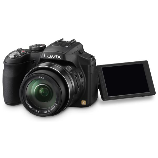 PANASONIC LUMIX FZ200 12.1 MP 3