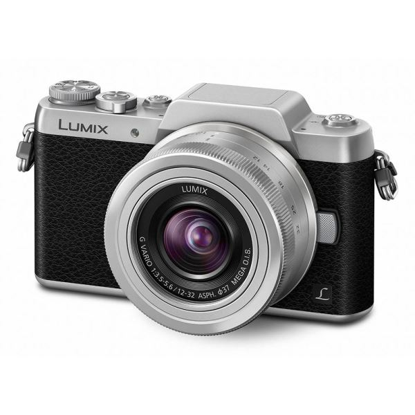 PANASONIC LUMIX DMC-GF7K 12-32mm LENS KIT AYNASIZ FOTOĞRAF MAKİNESİ