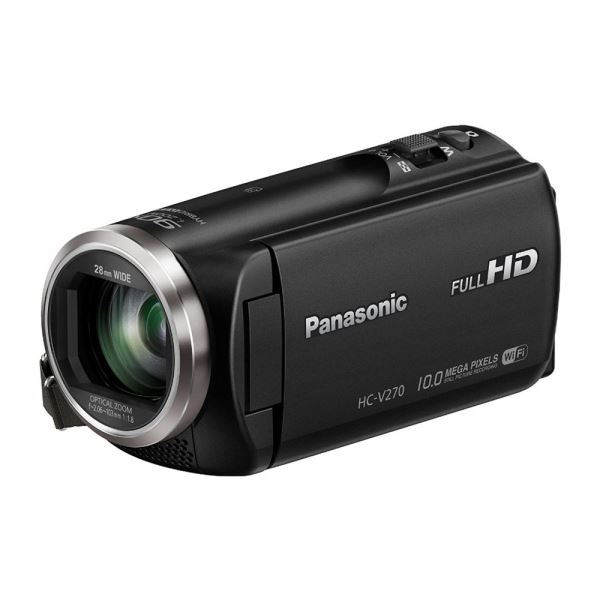 PANASONIC HC-V270 HD VIDEO KAMERA