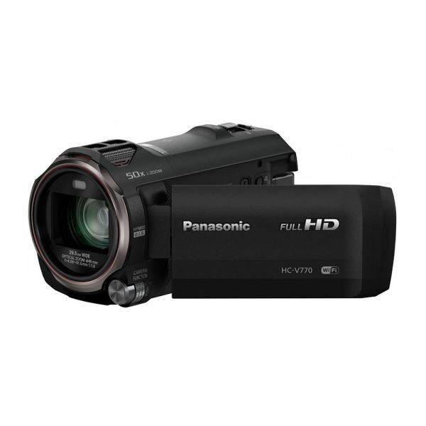 PANASONIC HC-V770 FULL HD VİDEO KAMERA