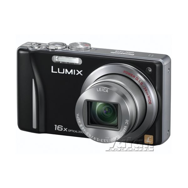 PANASONIC DMC-TZ18 14.1 MP 3