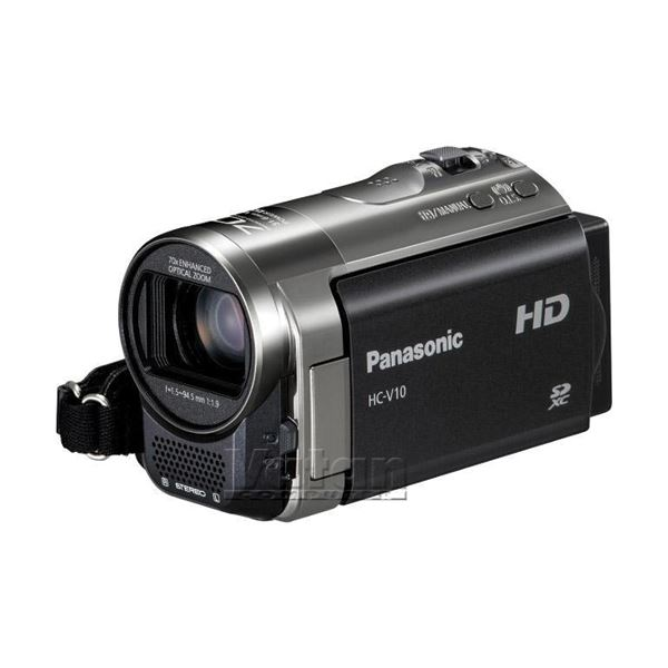 PANASONIC HC_V10 VİDEO KAMERA