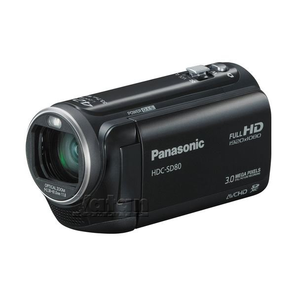 PANASONIC HDC-SD80 FULL HD VIDEO KAMERA