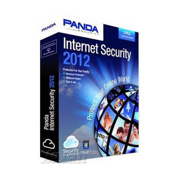 PANDA INTERNET SECURITY 2012 - 3 KULLANICI