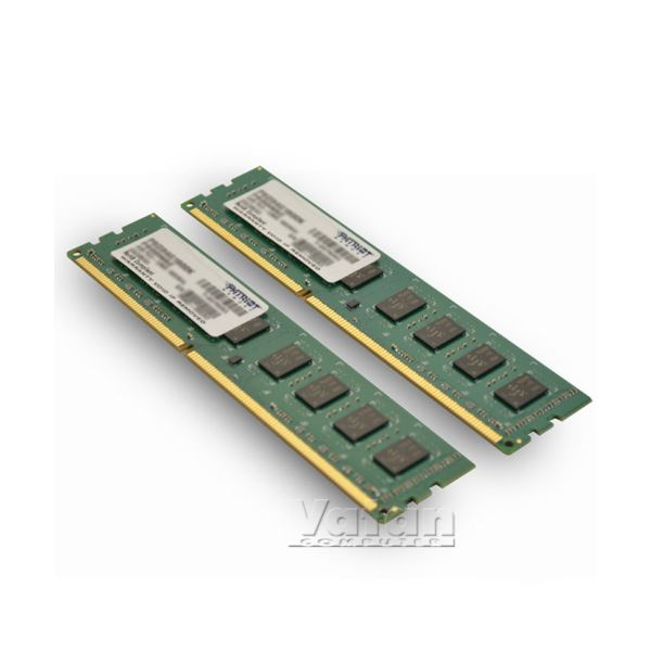 8GB(2x4) Signature DDR3 1333MHz CL9 Dual Kit Ram