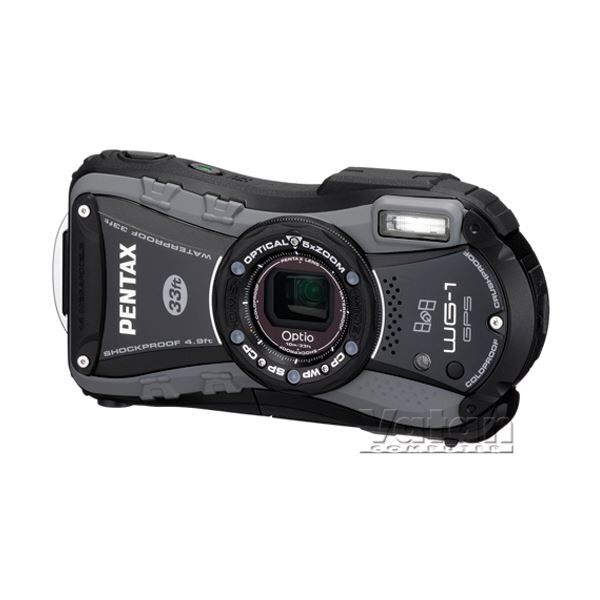 PENTAX OPTİO WG1 GPS 14.1 MP LCD EKRAN DIJITAL FOTOĞRAF MAKİNESİ(WİNTER PACK)