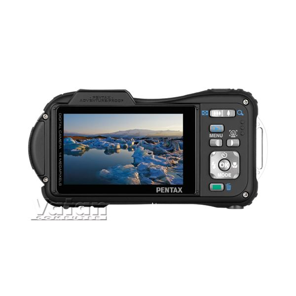 PENTAX OPTİO WG1 GPS 14.1 MP LCD EKRAN DIJITAL FOTOĞRAF MAKİNESİ(WİNTER GREEN)