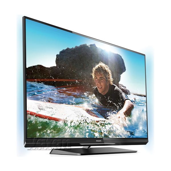 42PFL6007K 3D LED Smart 107 cm,Ambilight Spectra 2,PMR 400 Hz,2D/3D Çevirebilme,