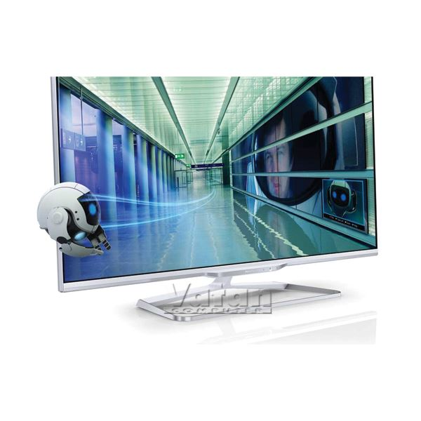 PHILIPS 47PFL7108K/12 47'' 119 CM FULL HD 3D SMART LED TV , 700 HZ 4XHDMI  3XUSB