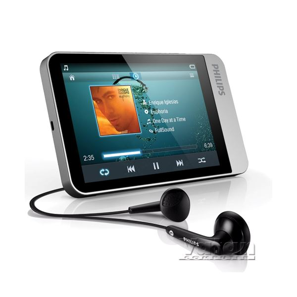 PHILIPS GOGEAR MP4 VİDEO PLAYER 4 GB