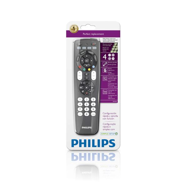 PHILIPS UNIVERSAL KUMANDA 4 IN 1
