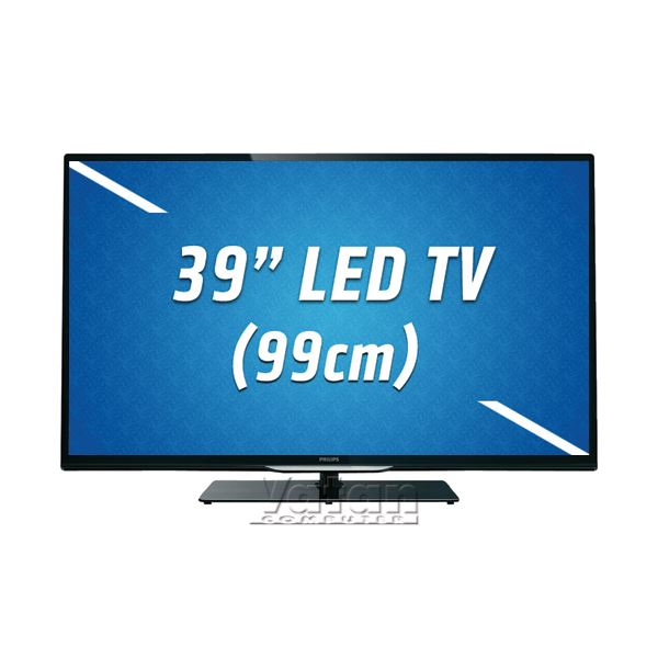 39PFL4208K/12 LED FULL HD,39'' 99 CM,SMART,USB KAYIT,WI-FI,200 Hz,USB