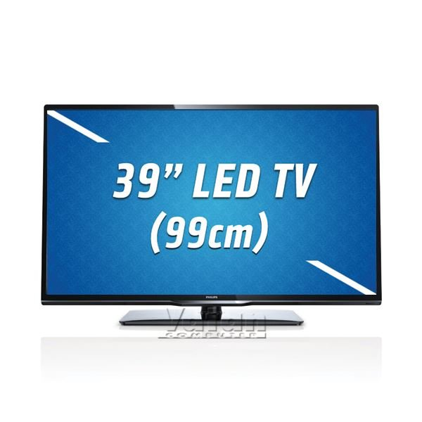 39PFL3208K/12 39'' 99 CM FULL HD LED TV,SMART,2XHDMI,2XUSB