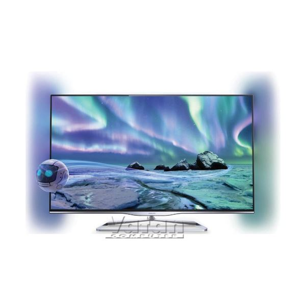 PHILIPS 50PFL5008K 50'' 127 cm, 3D SMART LED TV,Ambilight,300 Hz,WİFİ,Skype,DLNA