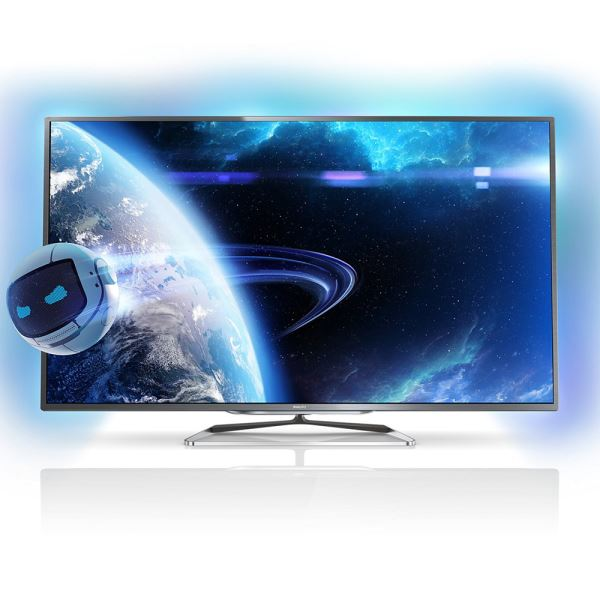 PHILIPS 65PFL9708S/12 65'' 165 cm ULTRA SLİM 3D SMART LED TV