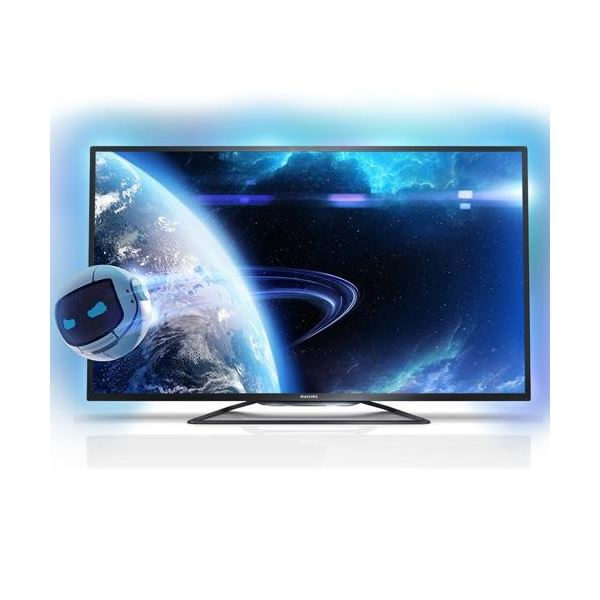 PHILIPS 84PFL9708S/12 84'' 213cm ULTRA SLİM 3D SMART AMBILIGHT LED TV