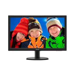 "PHILIPS 18,5"" 193V5LSB2 5ms VGA MONİTÖR"