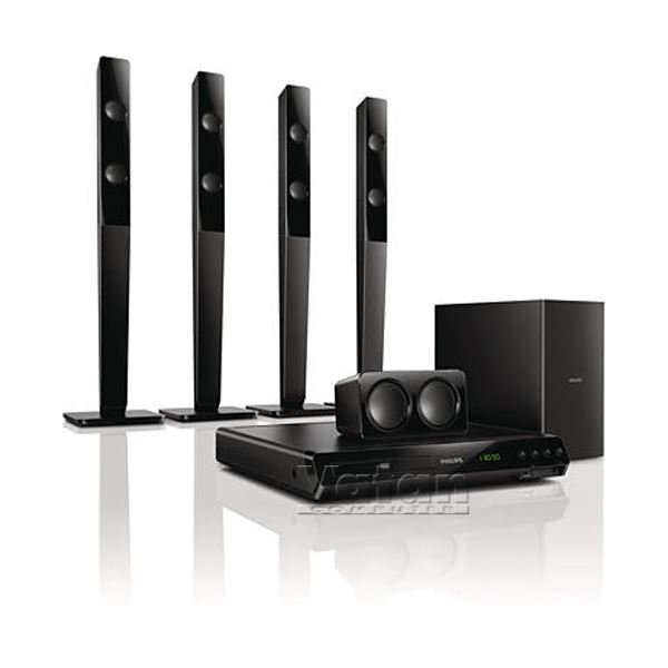 PHILIPS HTD3570/40  DVD EV SİNEMA SİSTEMİ