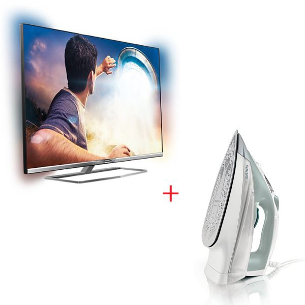 PHILIPS 42PFK6309/12 TV + PHILIPS GC4845/35 ÜTÜ BUNDLE KAMPANYASI