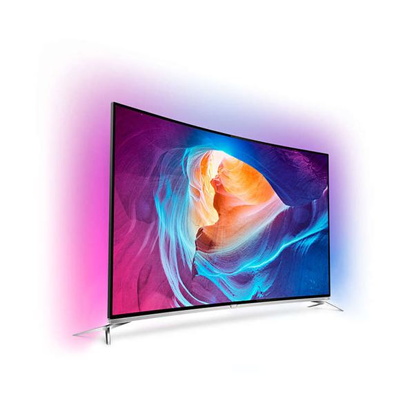 PHILIPS 65PUS8700/12 65''164 CM 4K ULTRA HD CURVED 3D ANDROID SMART LED TV