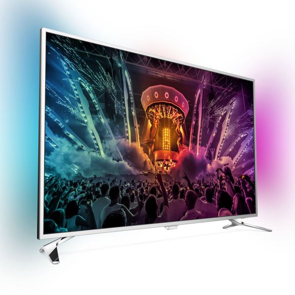 PHILIPS 55PUS6501/12  55'' 139 CM  4K UHD Android LED TV,DAHİLİ UYDU ALICILI