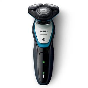 PHILIPS S5070/59 AQUATOUCH ISLAK VE KURU TIRAŞ MAKİNESİ